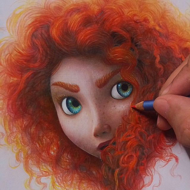 Merida Drawing